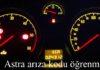 opel astra h arıza kodu silme