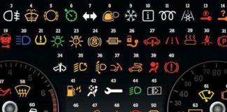 Skoda arıza işaretleri anlamları