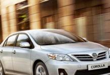 Toyota Corolla USB