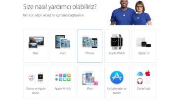 Apple randevu alma
