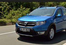Dacia Sandero Stepway