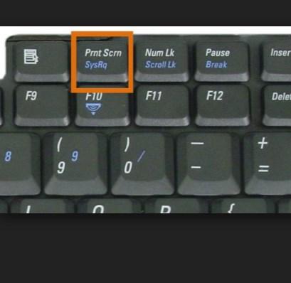 Ekran görüntüsü alma PC