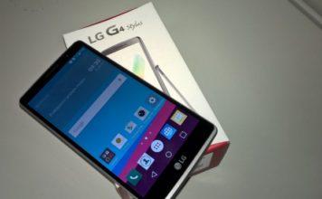 LG G4 Stylus özellikleri