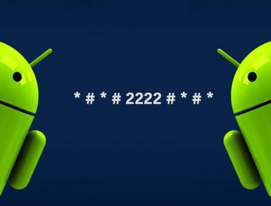 *#2222# Telefon Gizli Kodu