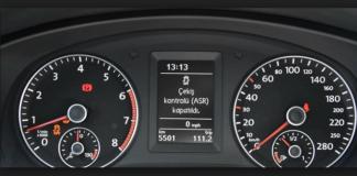 Volkswagen ASR arızası