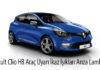 Renault Clio HB Araç Uyarı İkaz Işıkları Arıza Lambaları