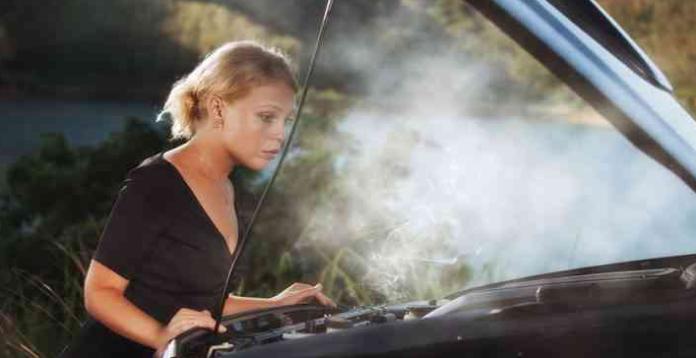 Hararet yapan araba conta yakar mı?