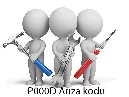 P000D Arıza kodu