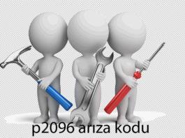 p2096 arıza kodu